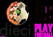 10 FOODBALL ENTERTAINMENT Logo